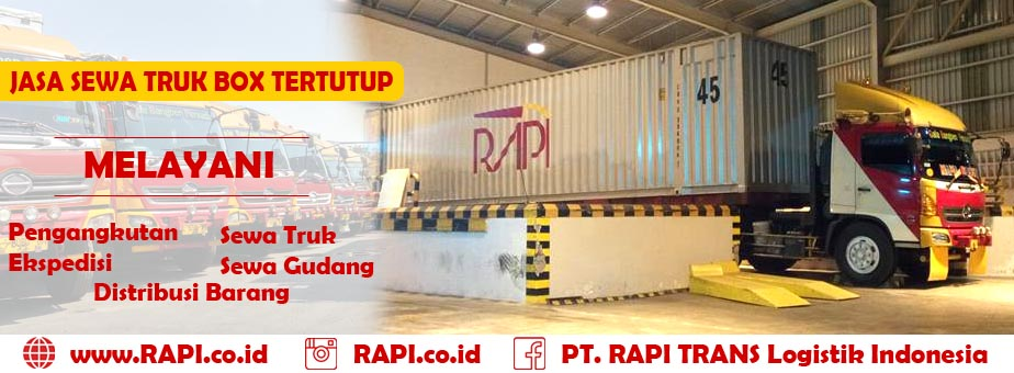 Pt Rapi Trans Logistik Indonesia Jasa Truk Container Jasa Truk