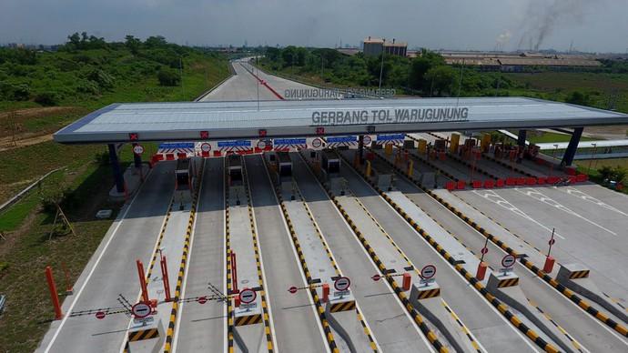 Tol Surabaya - Mojokerto